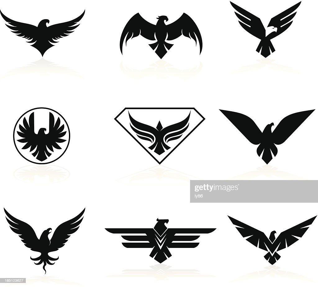 eagle icons