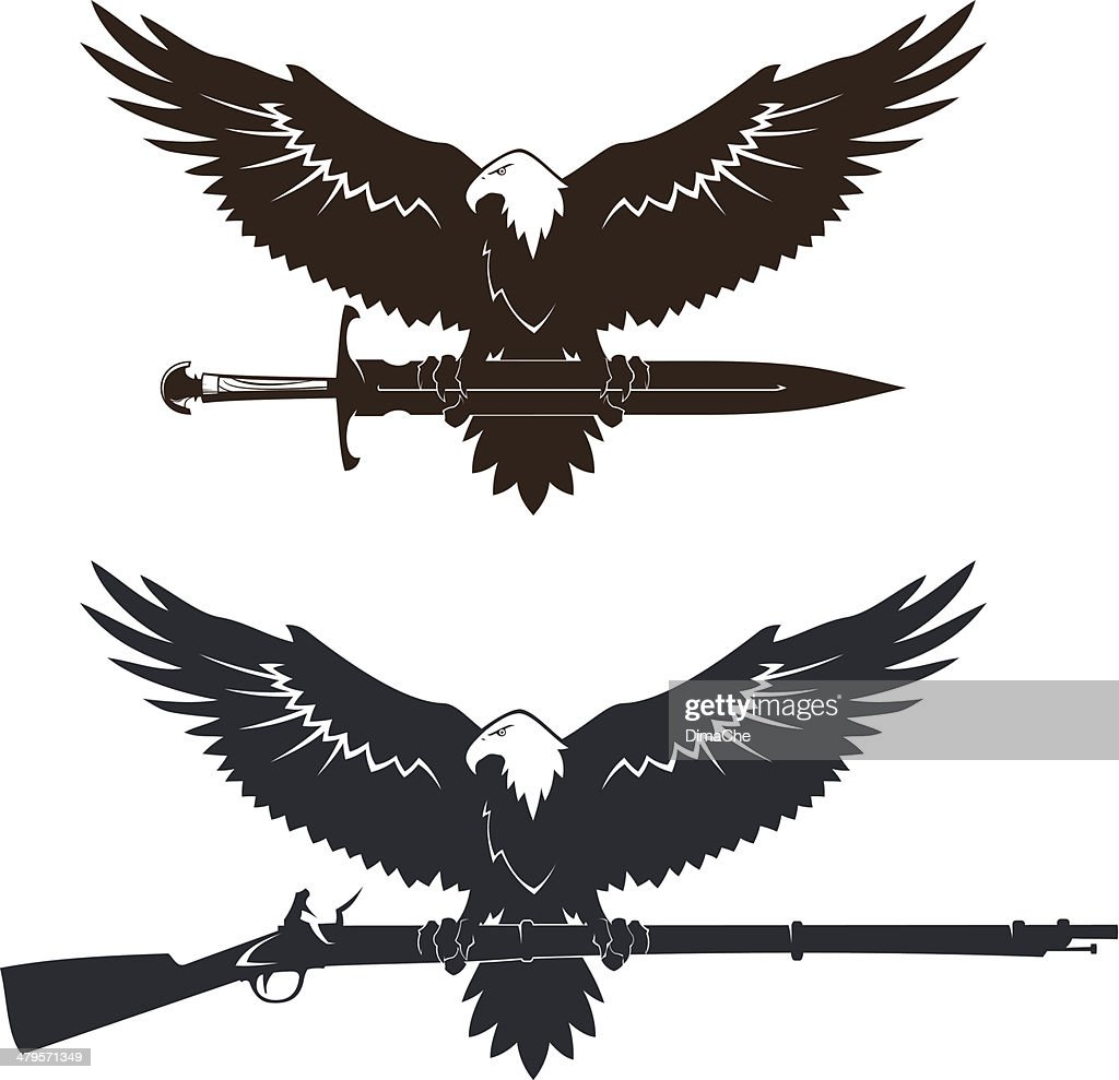 Eagles High Res Vector Graphic Getty Images