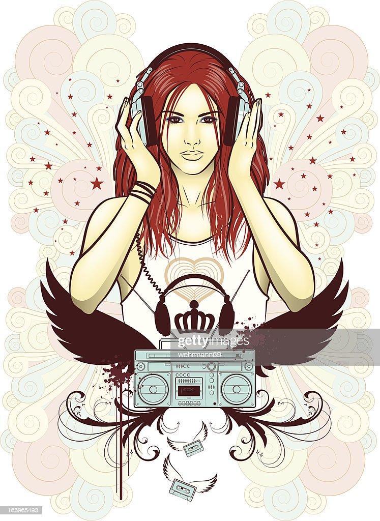 earphonegirl