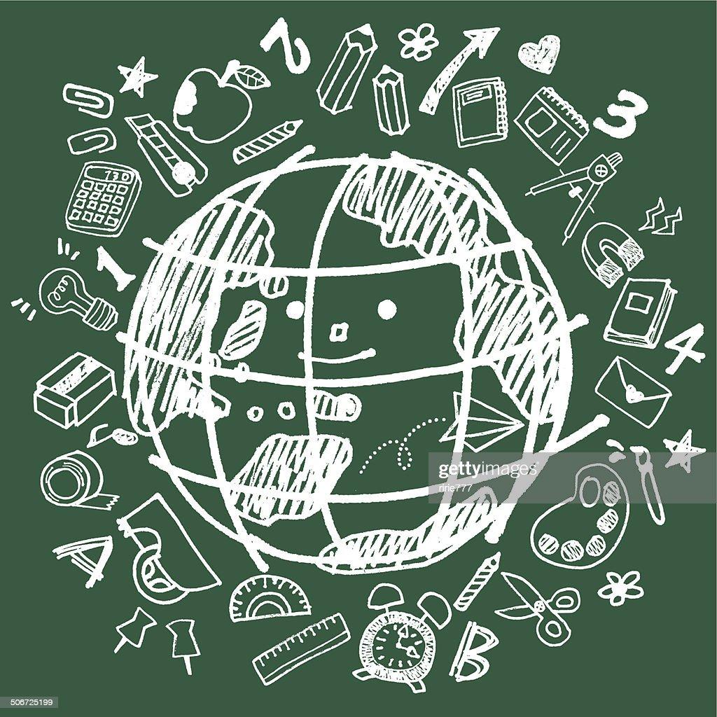 Earth children elements