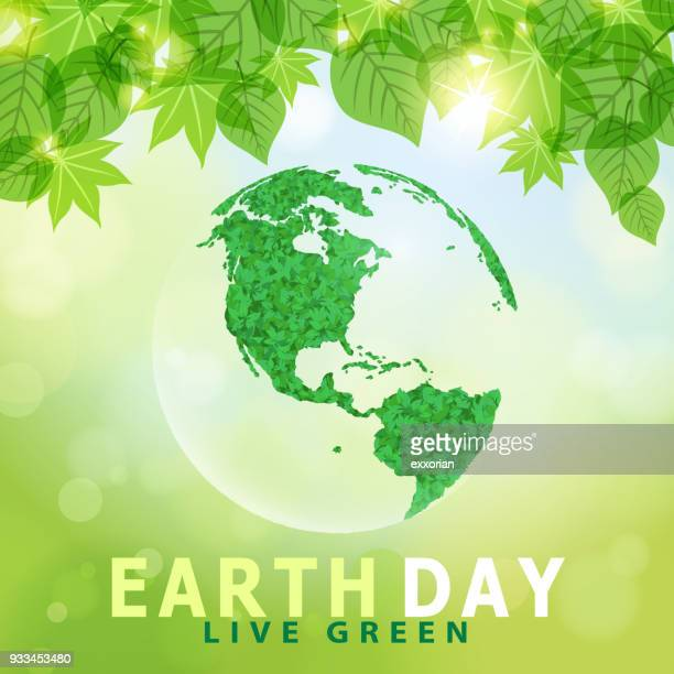 Earth Day Live Green