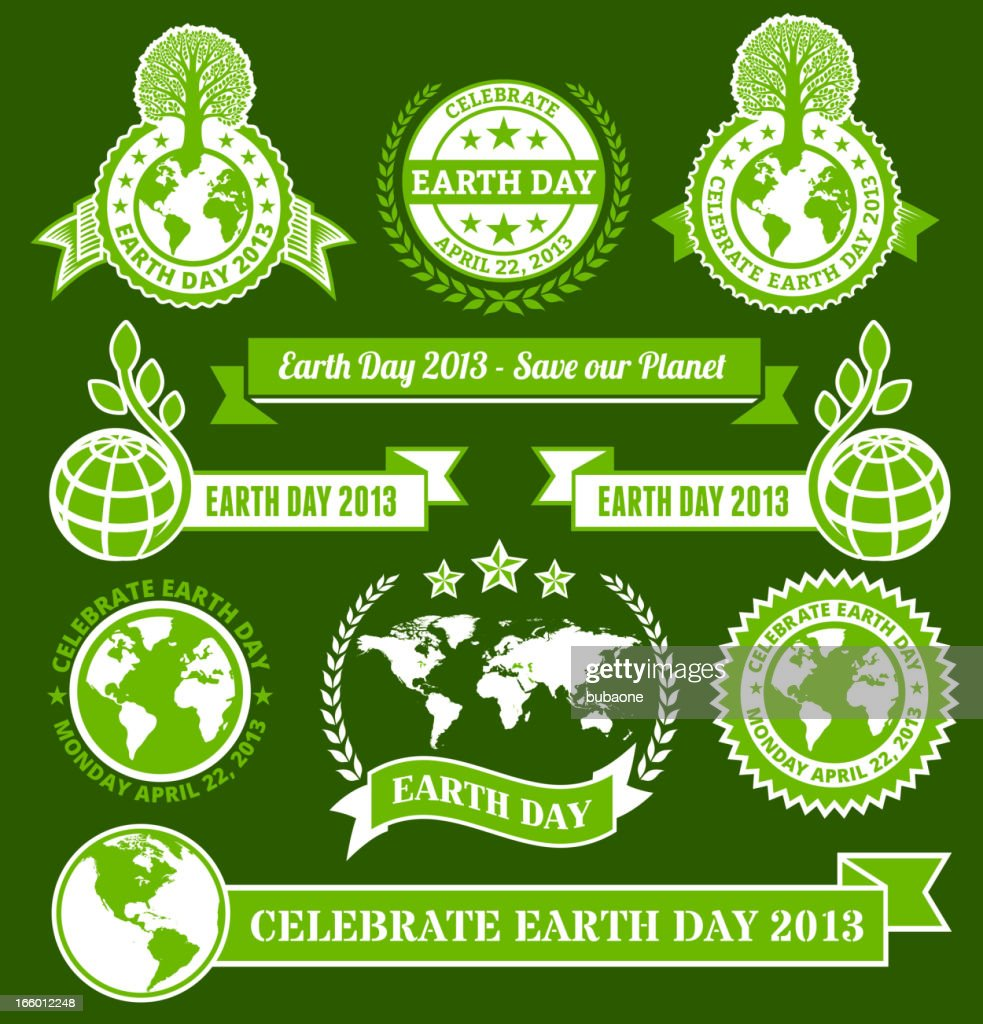 Earth day royalty free vector banners buttons and symbols vector earth day royalty free vector banners buttons and symbols vector art buycottarizona