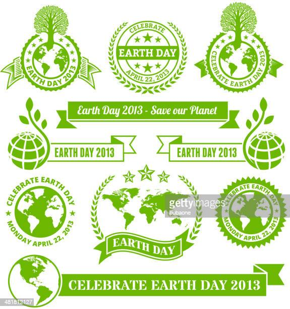 Earth Day Stock Illustrations And Cartoons Getty Images