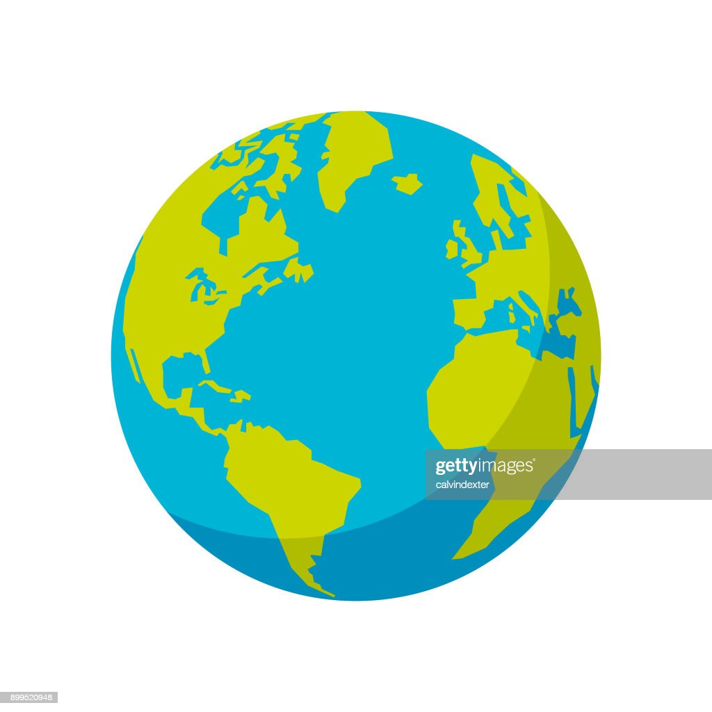 earth globe vector art getty images rh gettyimages com globe vector art free world globe vector art