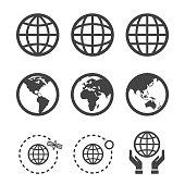 earth,globe icon
