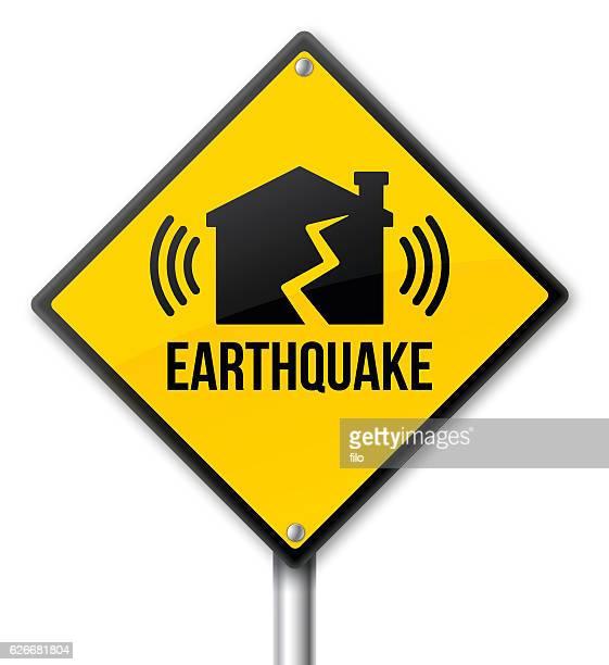 Earthquake Sign