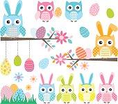 Easter Owl
