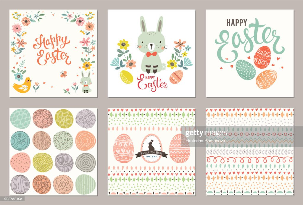 Easter Party Cards_03