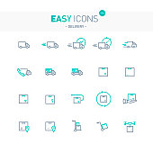 Easy icons 36e Delivery