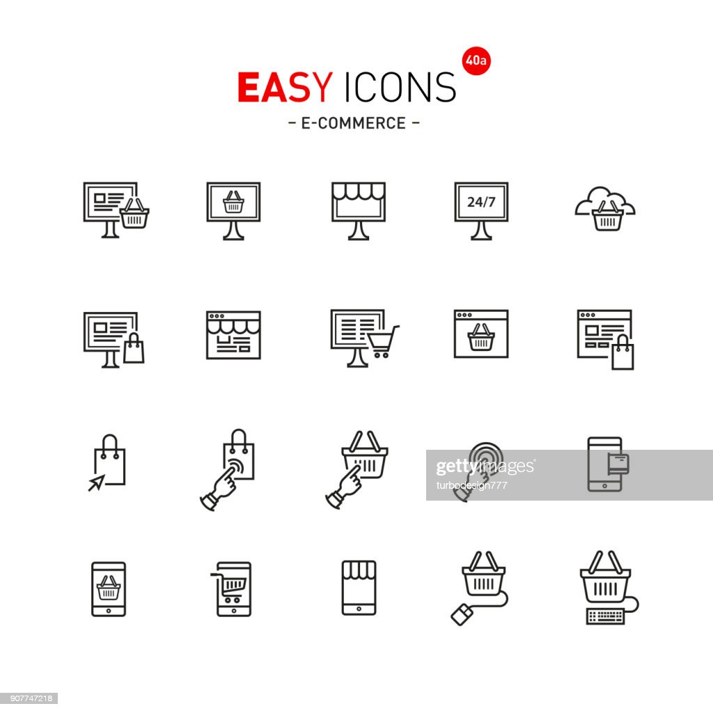Easy icons 40a File formats