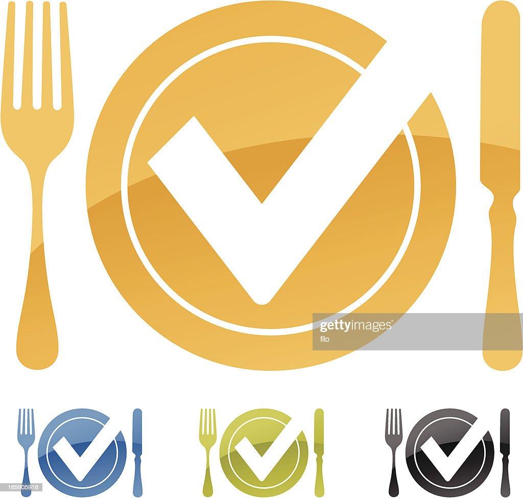 Eating Symbol