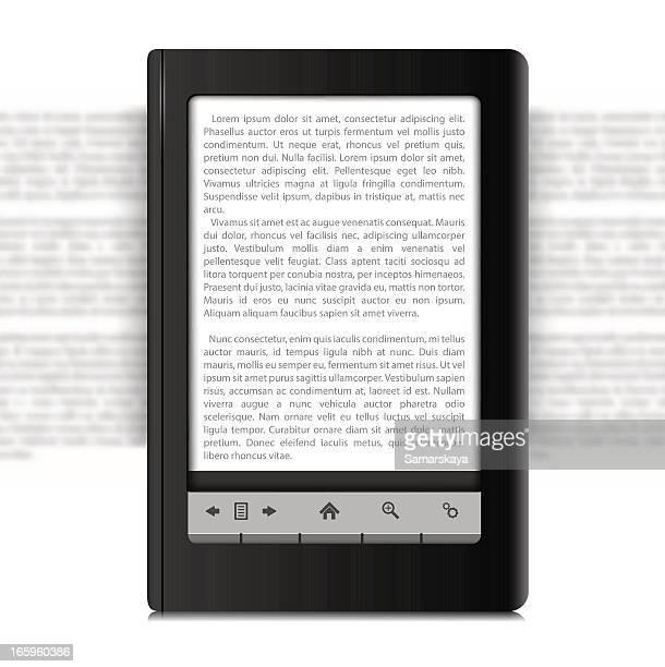 Lector, libro electrónico