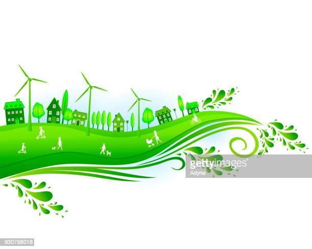 Eco ville