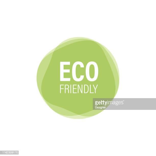 umweltfreundliche lebensmitteletiketten und -elemente - frische stock-grafiken, -clipart, -cartoons und -symbole