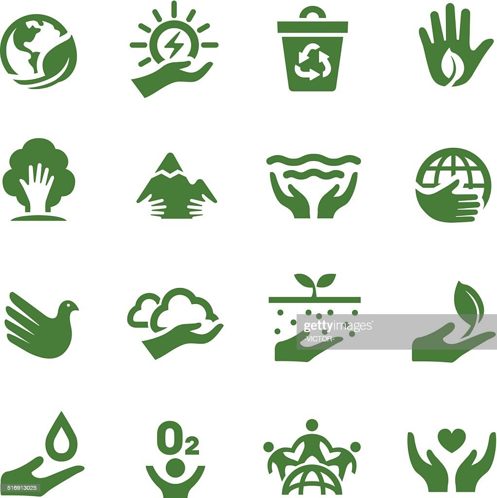 Eco Icons - Acme Series