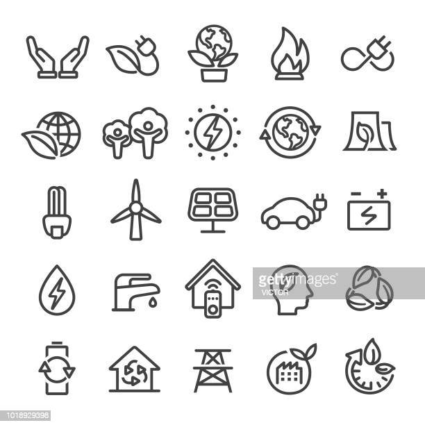 Eco Icons - Smart Line Series