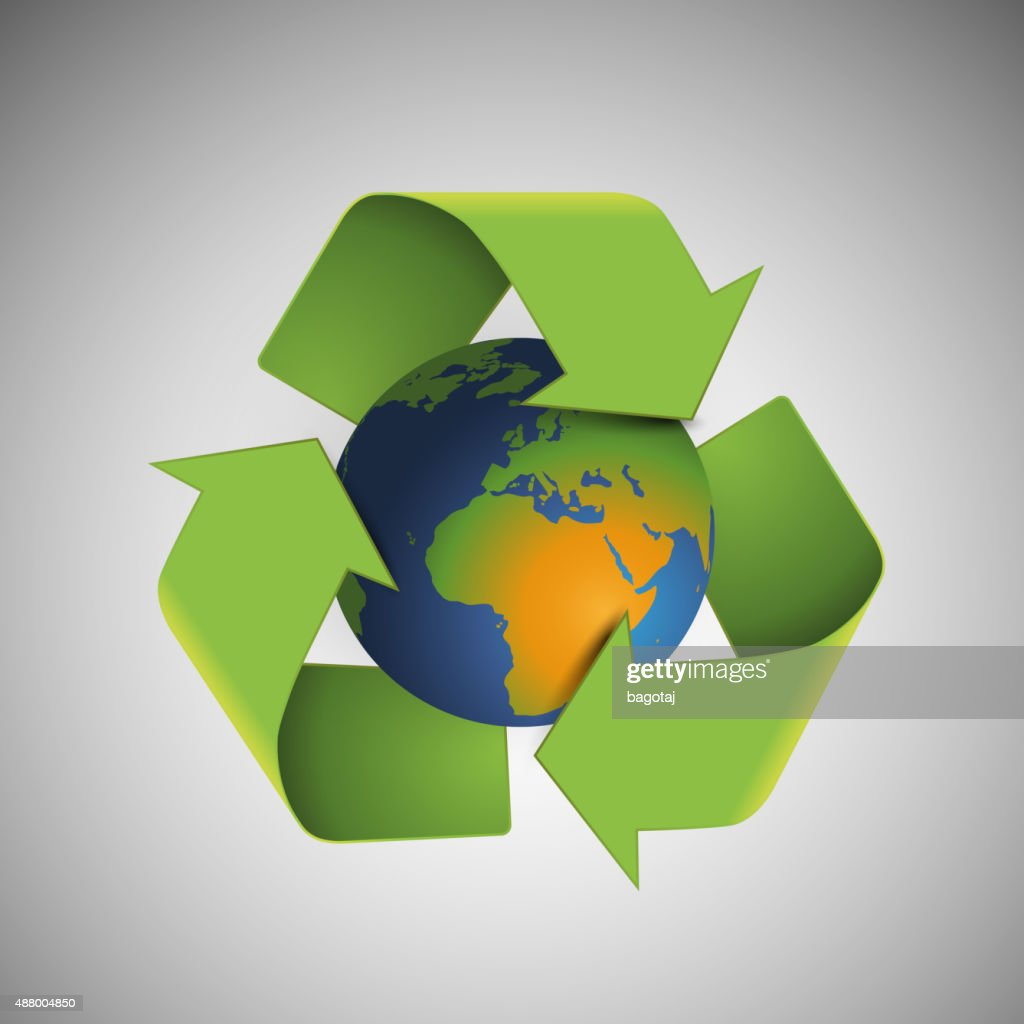 Eco Recycling Concept Design