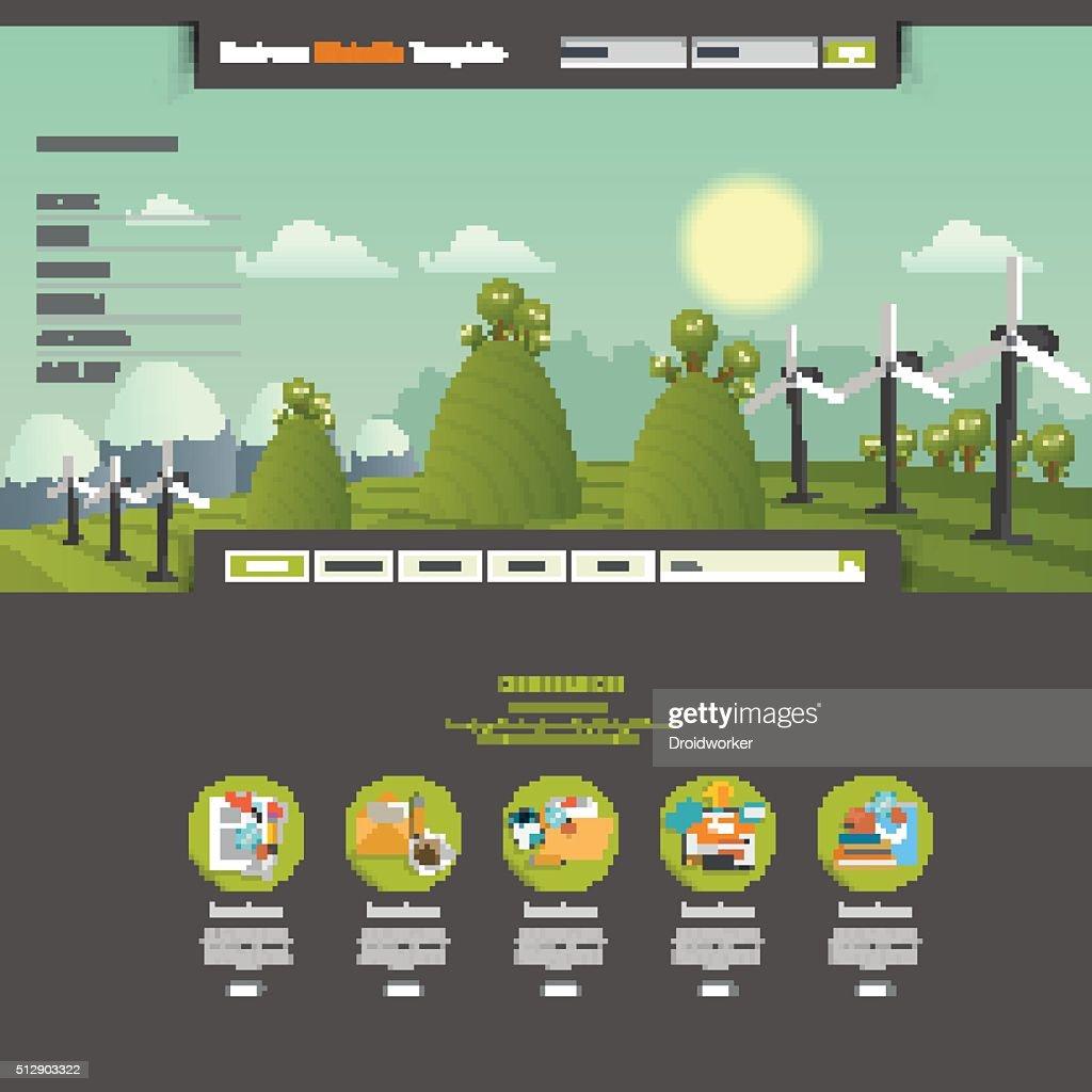 Eco Website Design