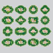 ecogreen product labels