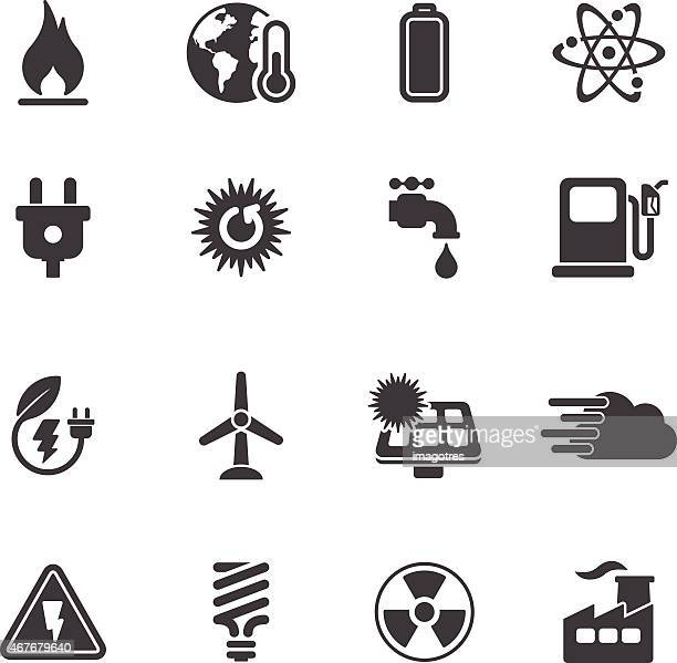 Ecology and Enviromental Conservation - Simple Icons