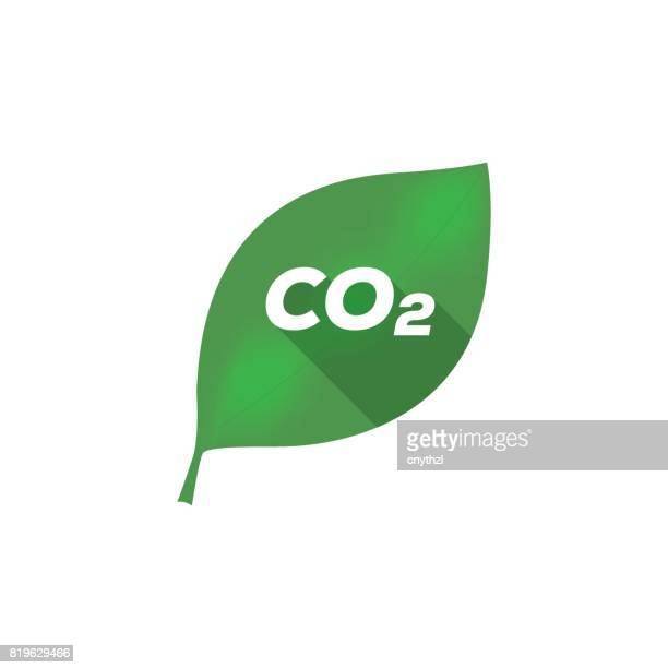 ilustraciones, imágenes clip art, dibujos animados e iconos de stock de concepto de ecología: co2 - gas de efecto invernadero