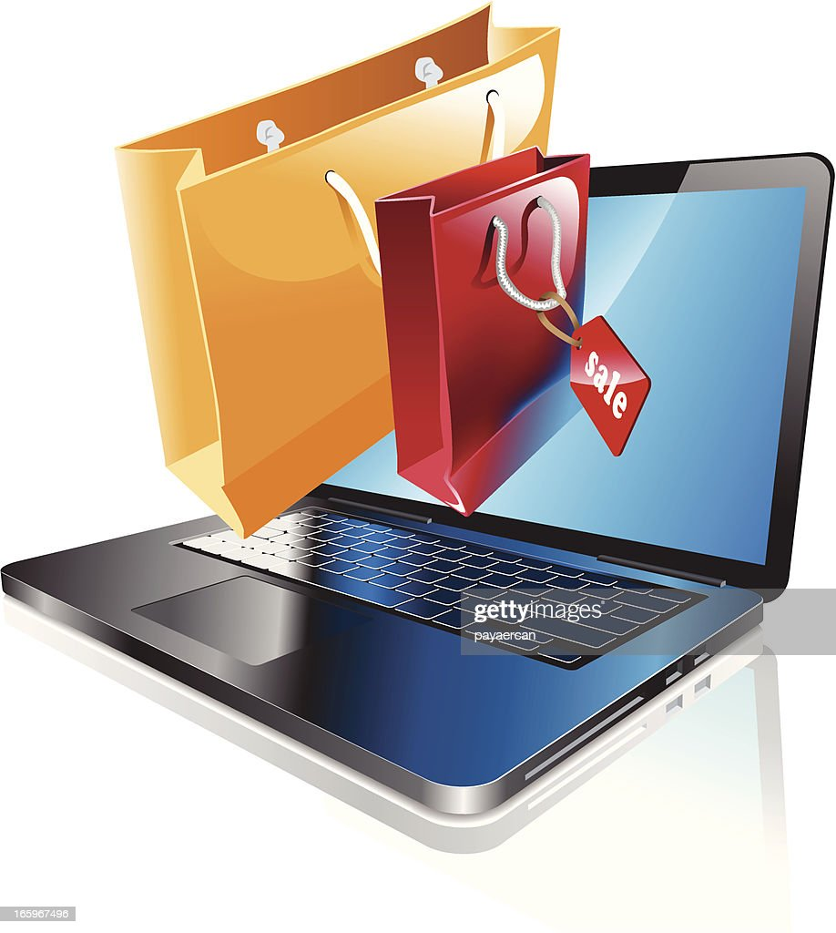 E-commerce : stock vector