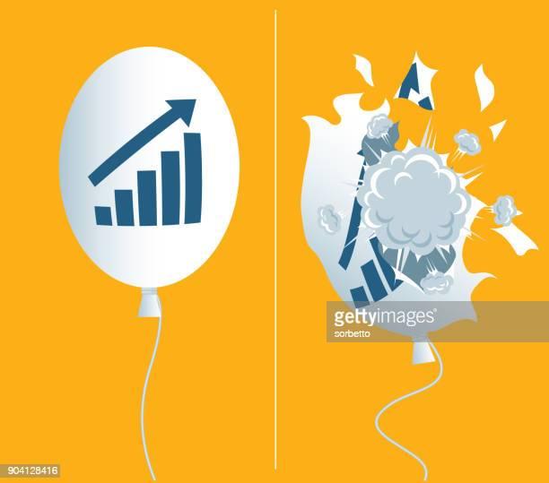 Economic Crisis - Air Balloon