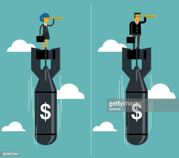 経済危機 - 爆弾