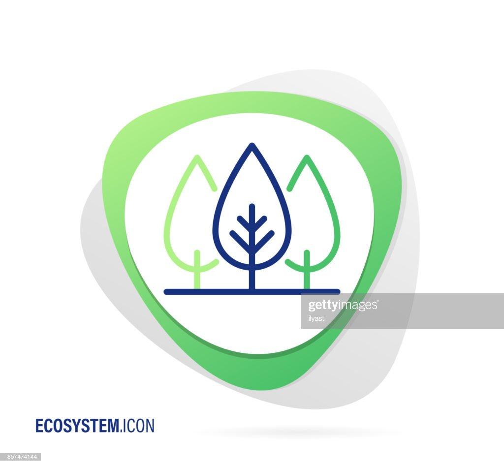 Ecosystem Icon