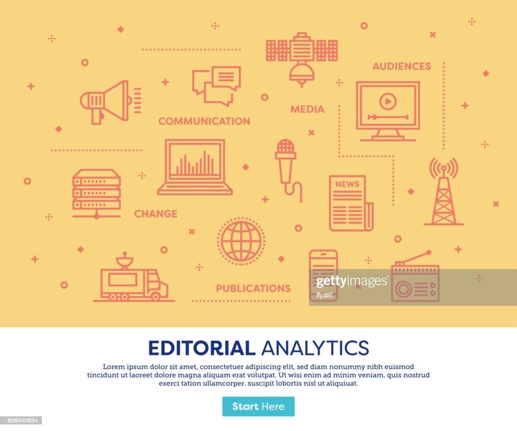 Editorial Services Concept
