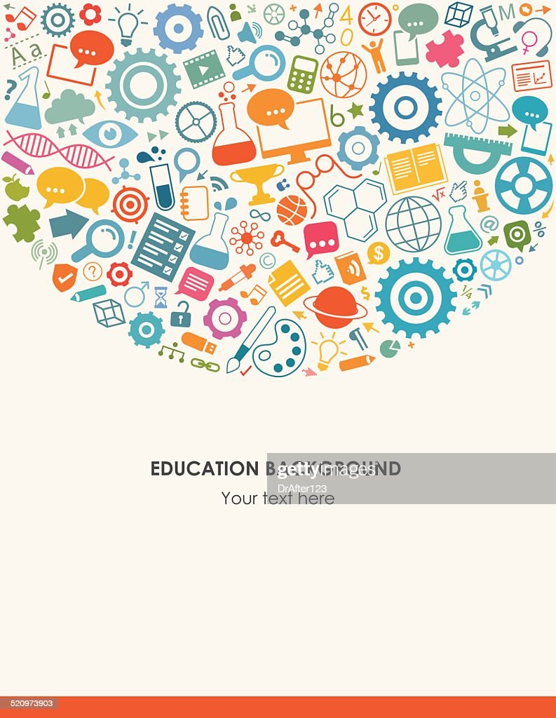 Education Background High-Res Vector Graphic - Getty Images