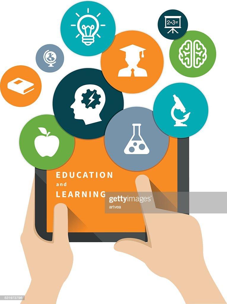 Education Concept : stock illustration