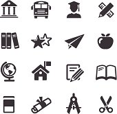 Education Icon - Acme Series