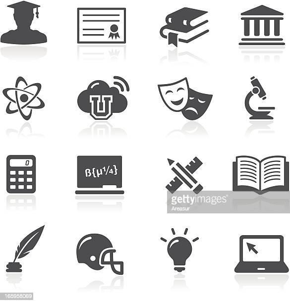 Education Icons - University