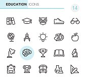 Education - Pixel Perfect icons