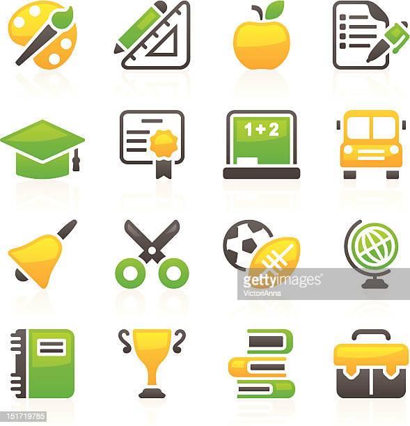ilustraciones, imágenes clip art, dibujos animados e iconos de stock de education_flory series_3 - educacion fisica