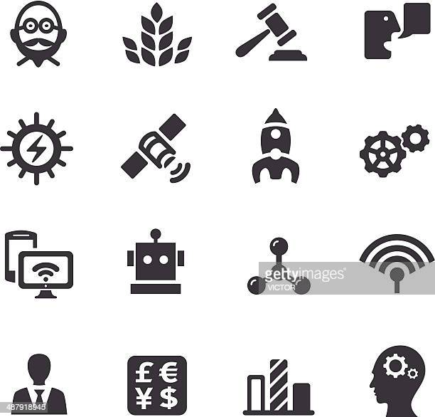 Educational Subject Icons - Acme Series