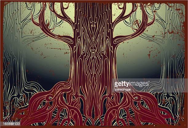 eery árboles