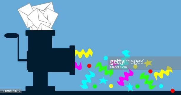 Efficient e-mail managing