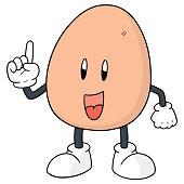 egg cartoon