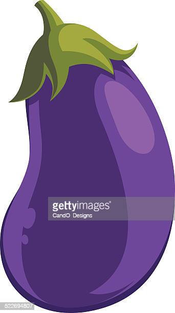 Aubergine Dessin illustrations et dessins animés de aubergine  