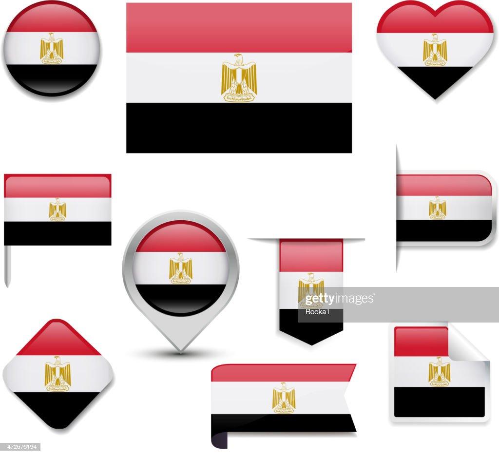 Egypt Flag Collection