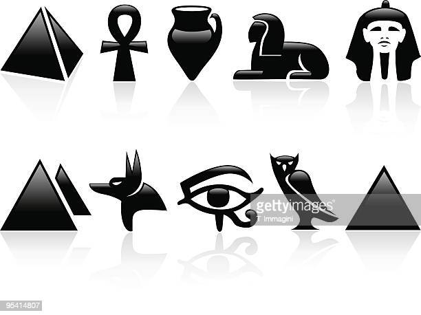 Iconos de Egipto