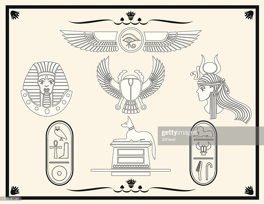 Egyptian Design Elements