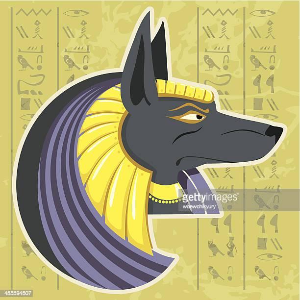 Dios egipcio (Anubis