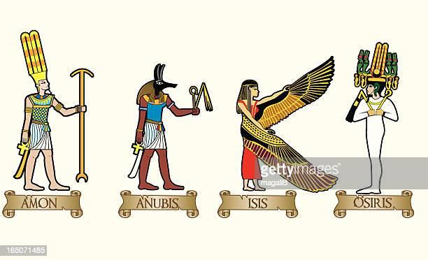 Egipcio gods