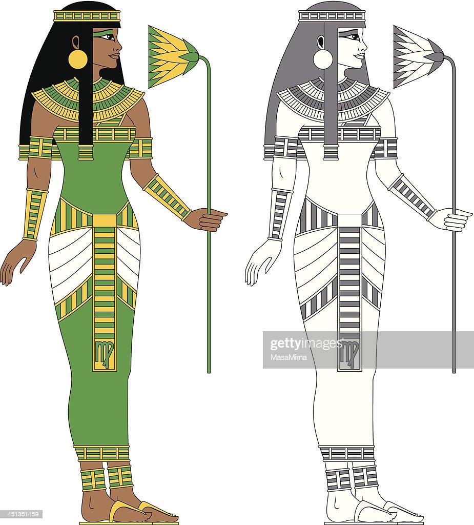 Egyptian Zodiac: Virgo
