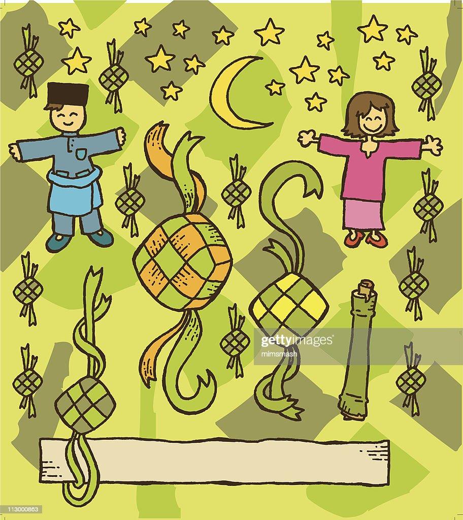 Eid-ul-fitr Malaysian-style