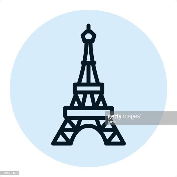 30 Meilleurs Tour Eiffel Illustrations Cliparts Dessins