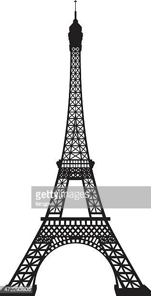 Eiffel tower vector art and graphics getty images eiffel tower thecheapjerseys Gallery